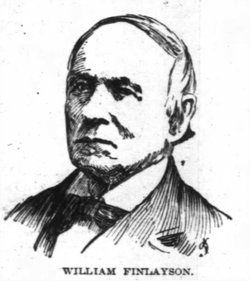 William Finlayson