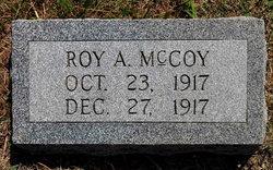 Roy A McCoy
