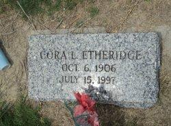 Cora <I>Washington</I> Etheridge