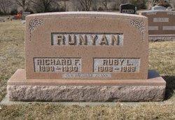 Ruby Lelia <I>Johnson</I> Runyan