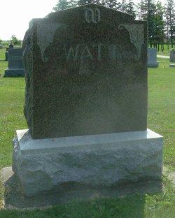 Ester <I>Hoag</I> Watt