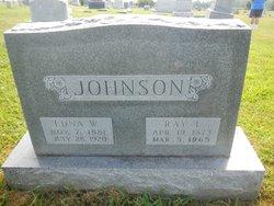 Ray T. Johnson