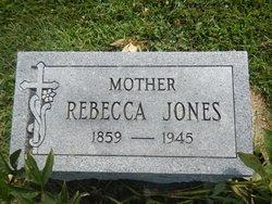 Rebecca <I>Meisenheimer</I> Jones