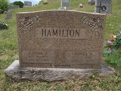 Carrie Z. <I>Bailey</I> Hamilton
