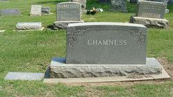Martha E <I>Foy</I> Chamness