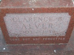 Clarence Belven Alver