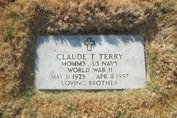 Claude T Terry