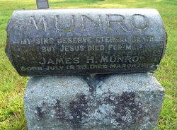 James H Munro