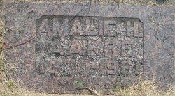 Amalie Henrietta <I>Ugstraud</I> Aakre