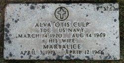 Alva Otis Culp
