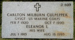 Eleanor L Culpepper