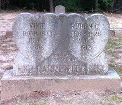 Levina Jane <I>Robinson</I> Carpenter