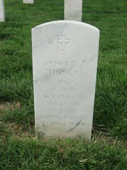 Arnold J Finney