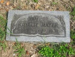 Otillie <I>Pfeiffer</I> Mayer