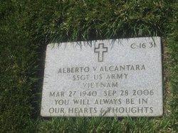 Sgt Alberto V. Alcantara