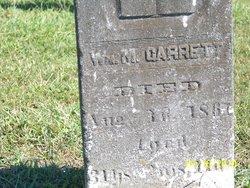 William Marion Garrett