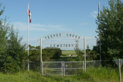 Teepee Creek Cemetery