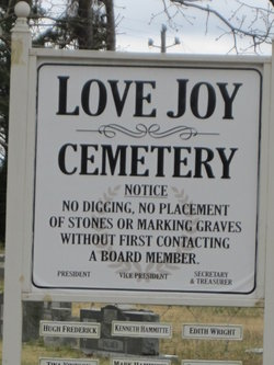 Lovejoy Cemetery