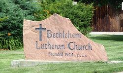 Bethlehem Lutheran Church Columbarium