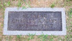Charles A Hays