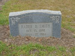 Rader <I>Driver</I> Smith