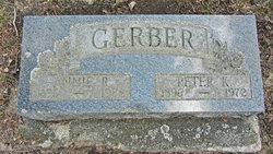 Annie R. <I>Albrecht</I> Gerber
