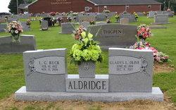 Gladys <I>Olive</I> Aldridge