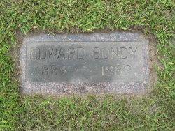 Earl Edward Bondy