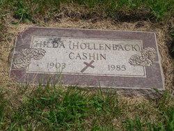 Hilda <I>Hollenback</I> Cashin