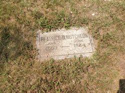 Beatrice Dalziel <I>Thomson</I> Hutcheon