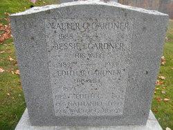 Walter C Gardner