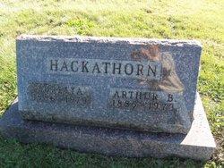 Loretta Loveday <I>Knapp</I> Hackathorn