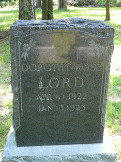 Dorothy Rose Lord