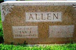Eva Jane <I>Couts</I> Allen