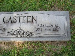 Rosella <I>Green</I> Casteen
