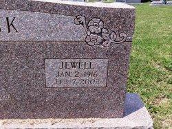 Mrs Edna Jewell <I>Melton</I> Knight