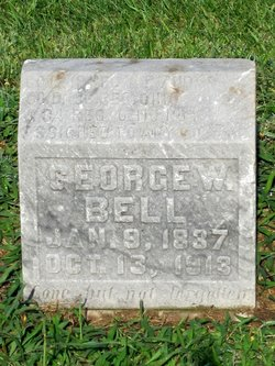 Pvt George Washington Bell