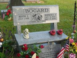 """Barbara J. """"Barb"""" <I>Brinker</I> Bogard"""