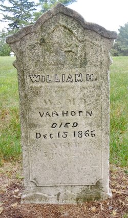 William H Van Horn