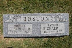 Richard Hardin Boston