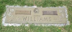 Mary Kathryn <I>Bagwell</I> Williams