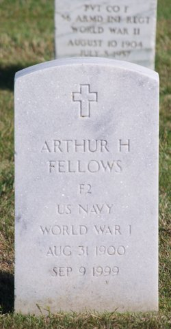 Arthur H Fellows