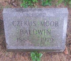 Czekus Moor Baldwin