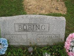 Margareath <I>Brett</I> Boring