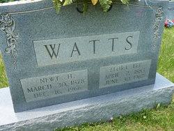 Newt H Watts