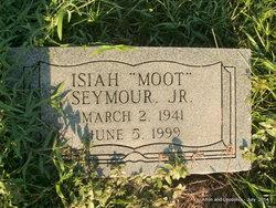 """Isiah """"Moot"""" Seymour, Jr"""