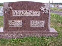 Laura Emma <I>Pittman</I> Brantner