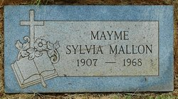 Mayme Sylvia Mallon