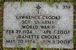 Lawrence Crooks