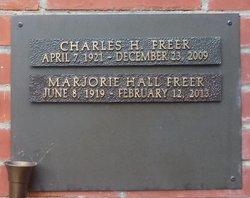 Marjorie Hall Freer